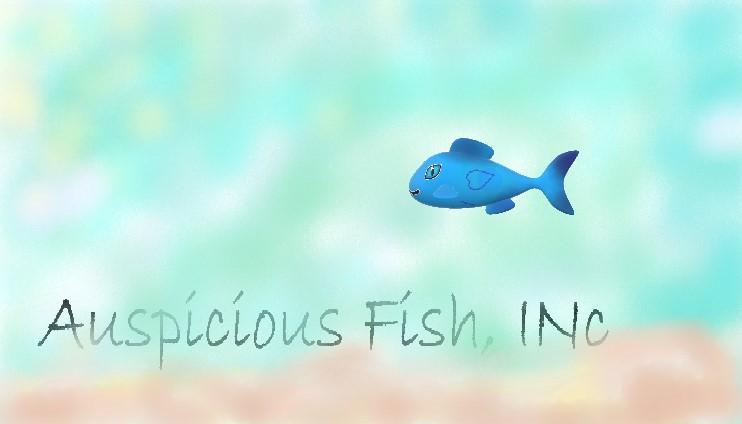 2D AuspiciousFish