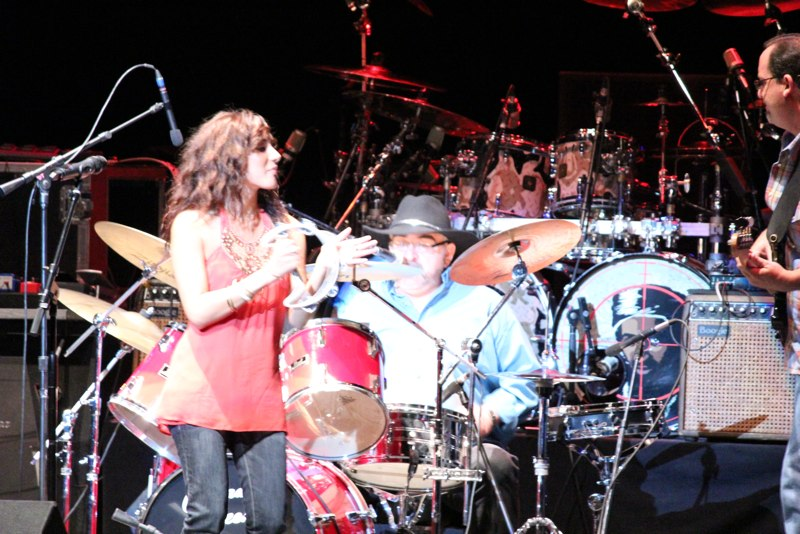 Opening for The Charlie Daniels Band at Comerica Theater