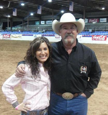 Rocco Wachman from CMT's Cowboy U