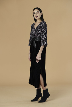 Staple + Cloth  - Georgie Top        Was $165 > Now  $110