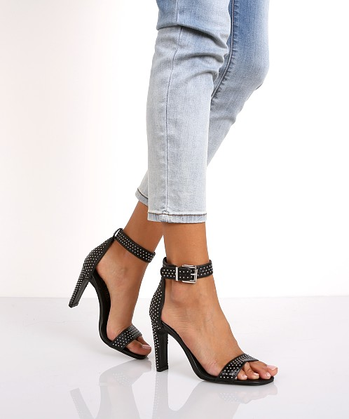 Sol Sana    - Page Heel (Black)    Was $240 > Now  $130