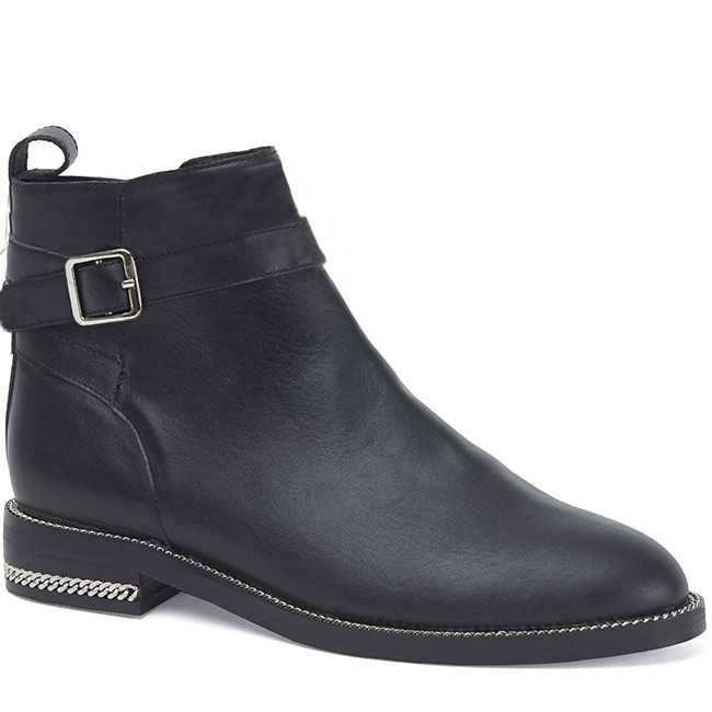 Miss Wilson  - Casey Boot  (Black) Was $329.90 > Now  $165          Sizes Available:  x1  41