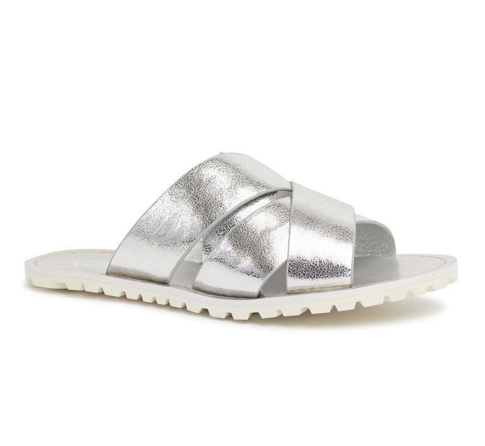 Miss Wilson  - Nadia Slide  (Silver)   Was $189.90 > Now  $90        Sizes Available : x1  41