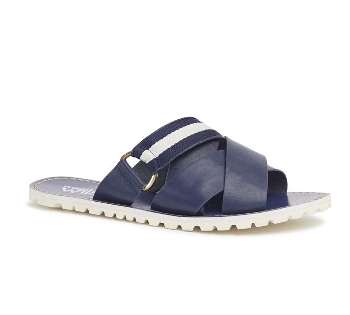 Miss Wilson  - Greta Slide  (Ink)  Was $189.90 > Now  $90        Sizes Available : x1  37  x1  39