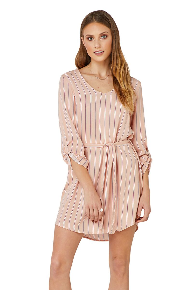 Elwood - Selwyn Dress (Stripe)