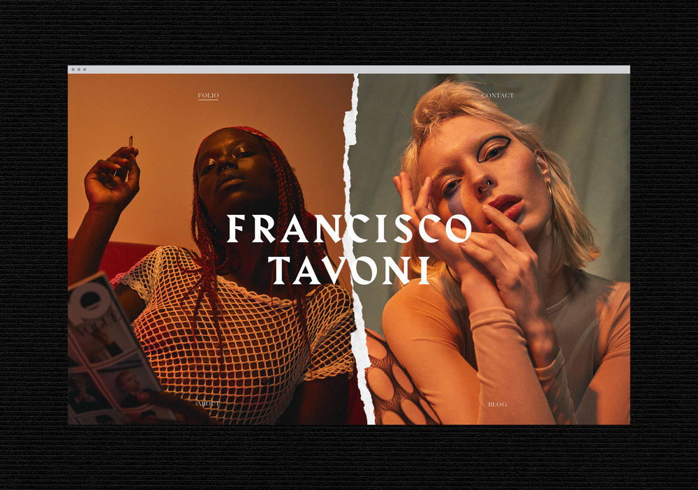 Francisco Tavoni Website - Emily Clarke