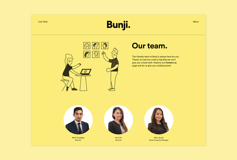 Bunji-Branding-Website-Design-3