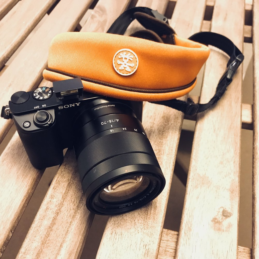 guillaume's sony a6000