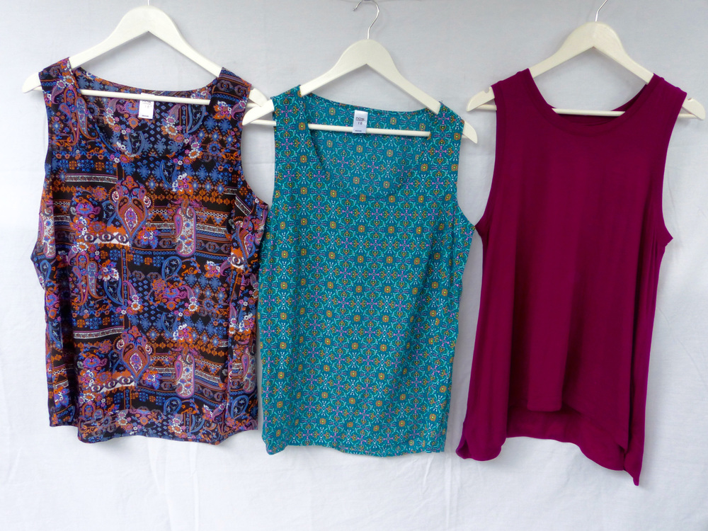 Tops from K-Mart