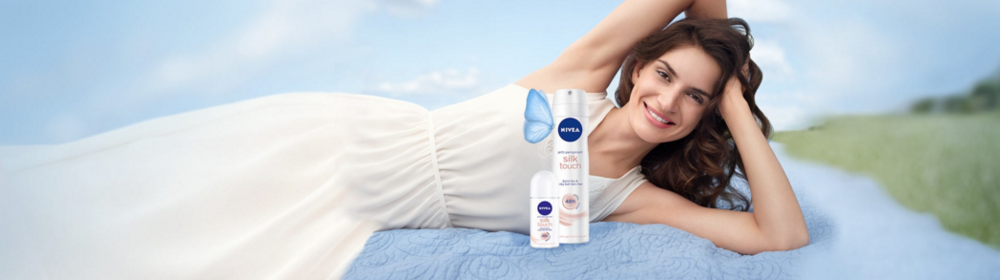 Smalmy Nivea Commercial