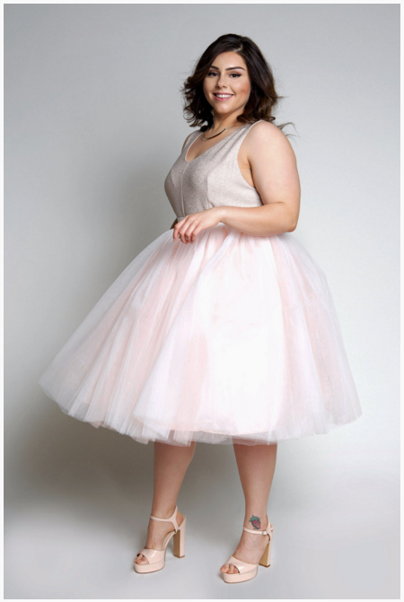 Tutu skirt by Society Plus.