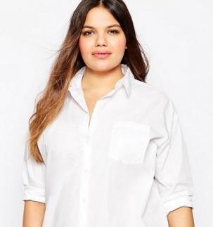 ASOS white shirt