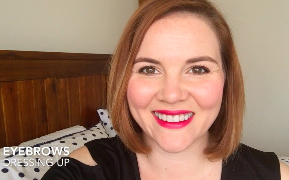 Eyebrow Perfection Dressing Up Inbetweenie And Plus Size Style