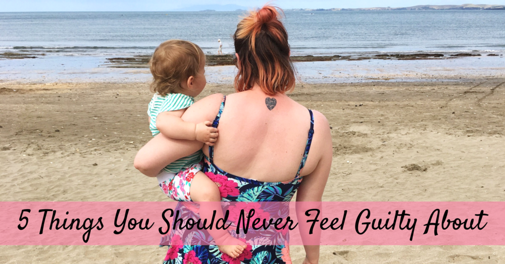 5 Things You Should Never Feel Guilty About