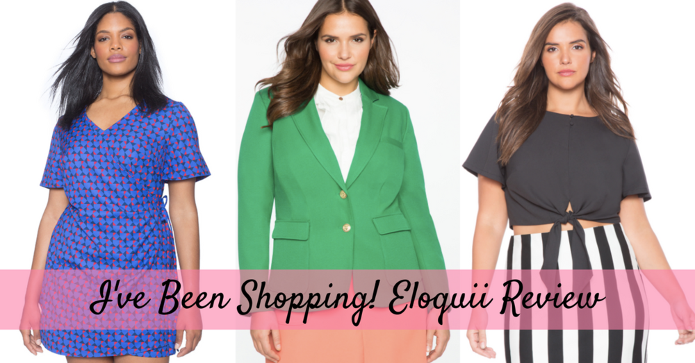 Shopping Online at Eloquii