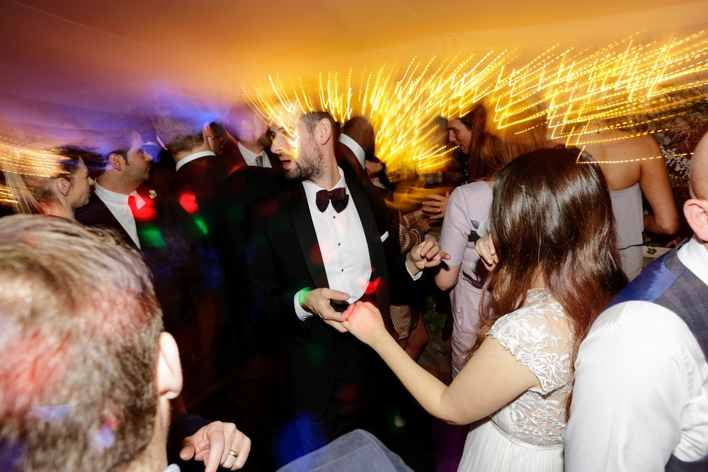Get Your Party On at The Normans wedding venue. Photo by www.dylannoltephotography.com