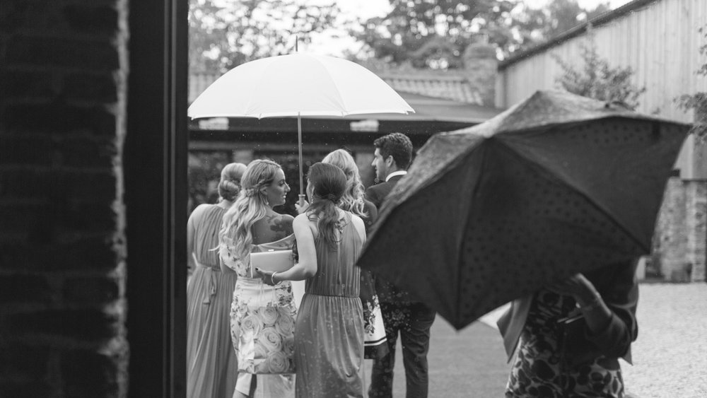 Rainy Days at The Normans Photo by www.lukebellphotography.co.uk