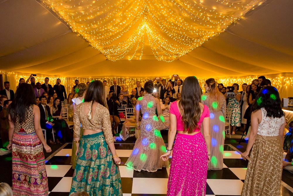 Bollywood Dancing at The Normans Photo by www.oliviabrabbs.co.uk