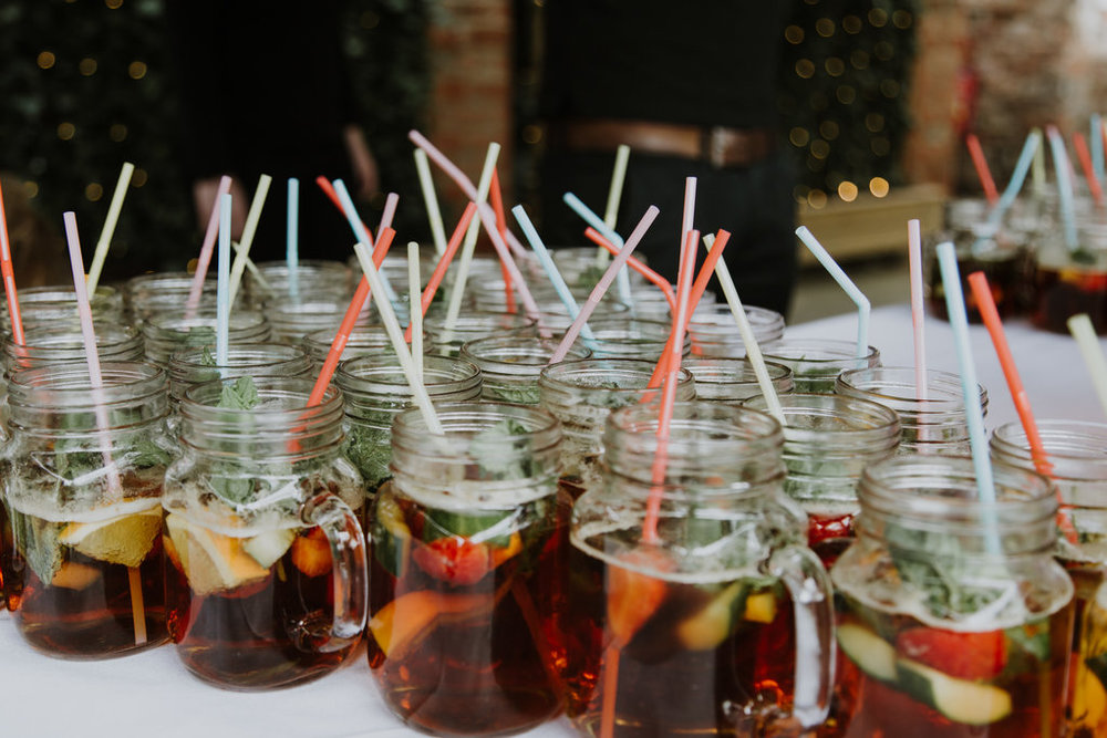 Pimms Tankards at The Normans Photo by www.nataliepluck.com