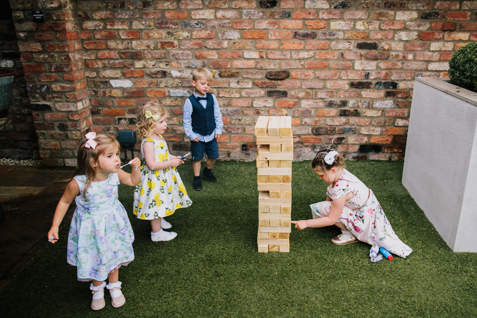 Garden Games at The Normans Photo by CJ Rodgers Photography