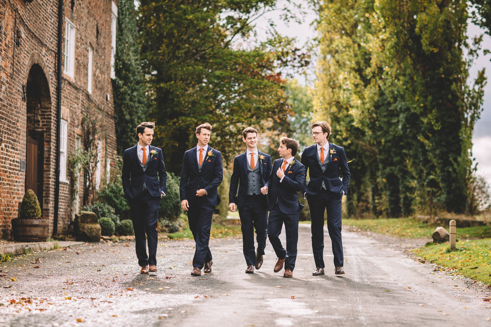 Andrew and his groomsmen take a stroll -photo by Lumiere Photographic - Andrew and his groomsmen.jpg