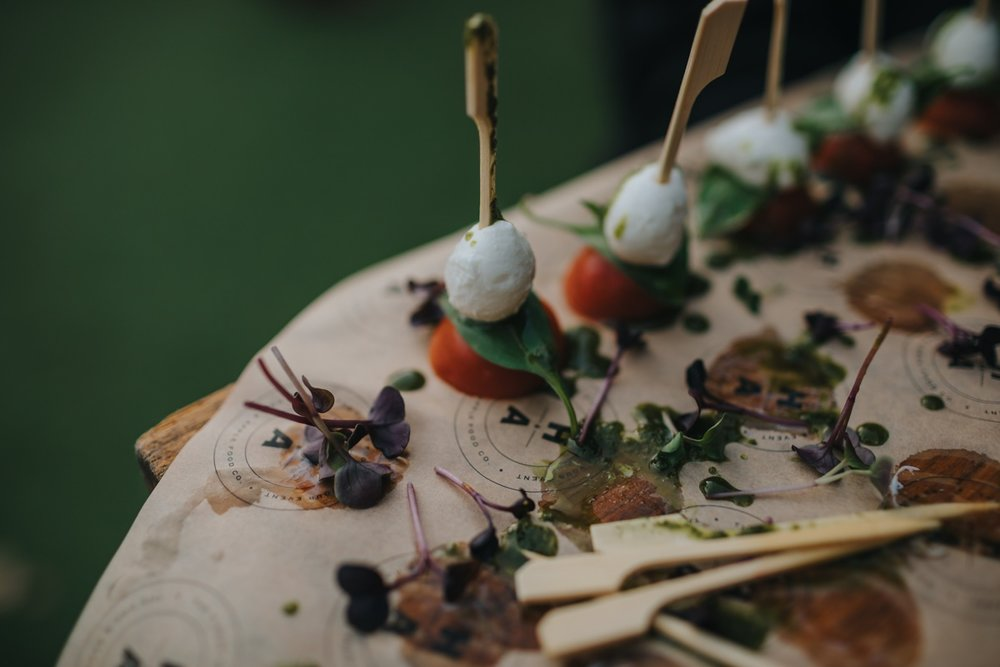 Canapes at The Normans.jpg