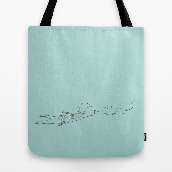 Enyaugh! - Tote Bag