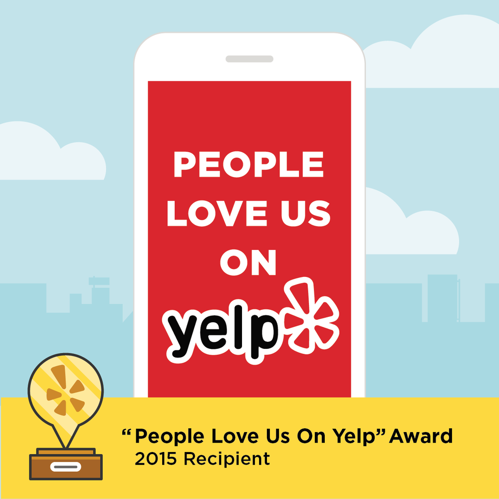 People Love Us on Yelp | New Life Carpet Care