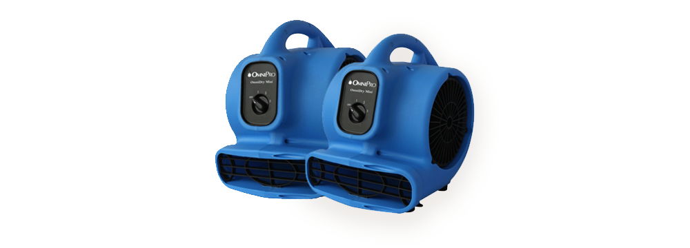 New Life Carpet Care | Air Movers