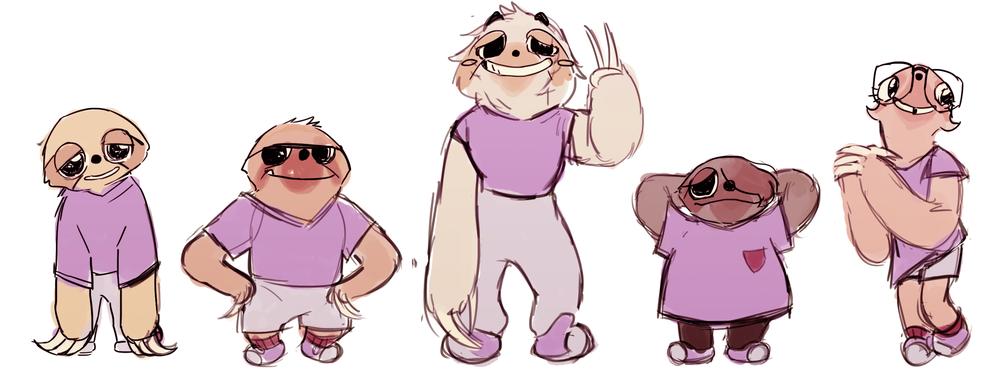 Samson Sloths