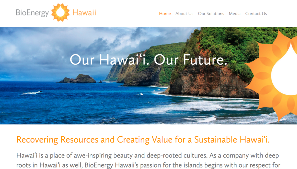 BioEnergy Hawaii