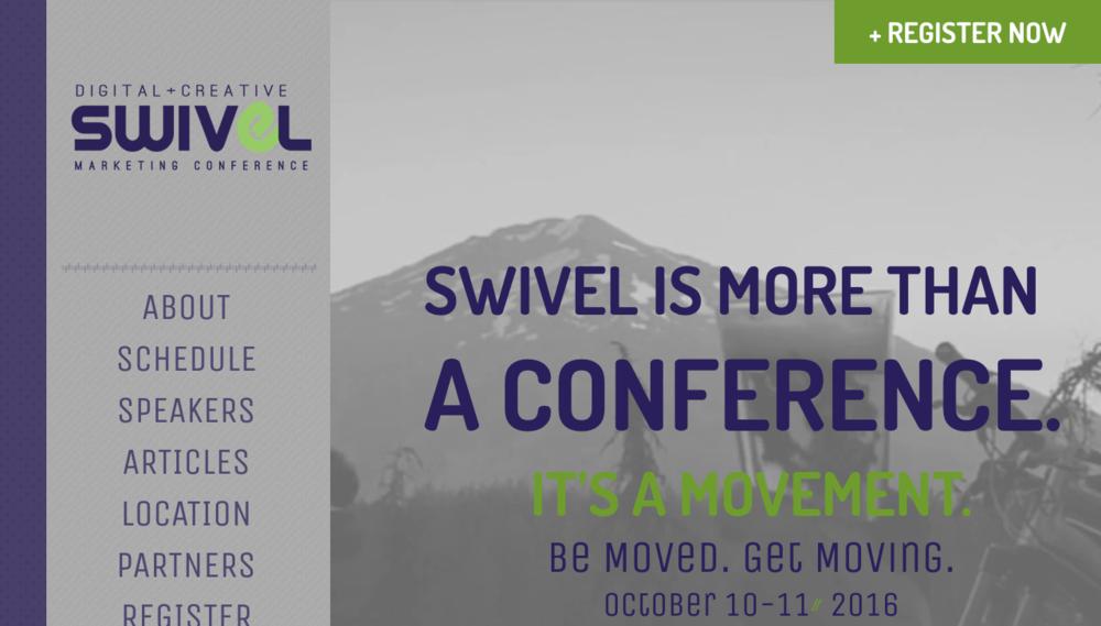 Swivel Digital Marketing Conference