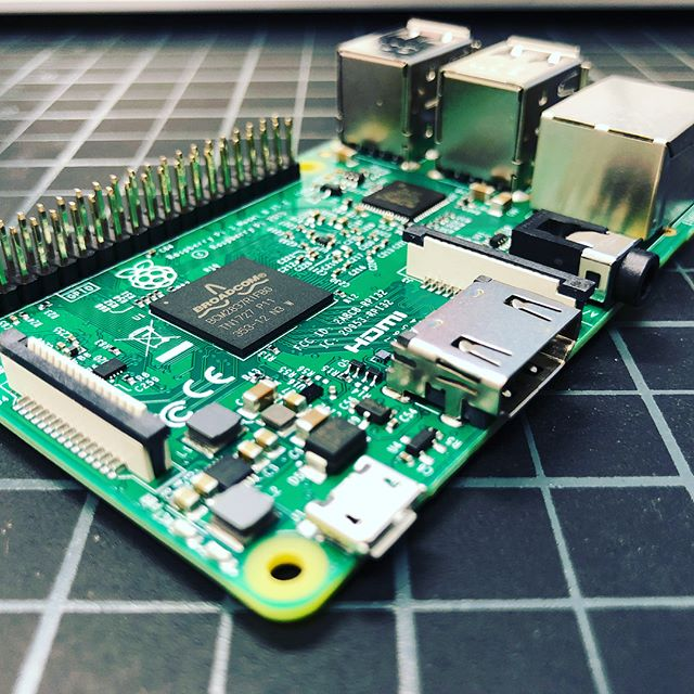 Projects are more fun with #RaspberryPi