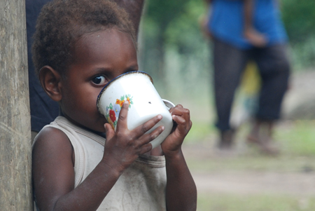 Moerk Water brings clean water to remote PNG villages