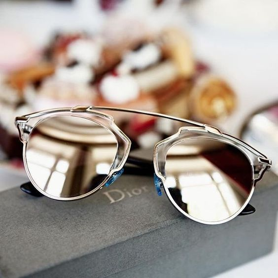 DIOR SOREAL SUNGLASSES | £299 ROSE TINTED GLASSES. OUR HEART ACHES.
