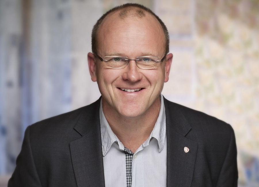 Ap-leder i Oslo Frode Jacobsen