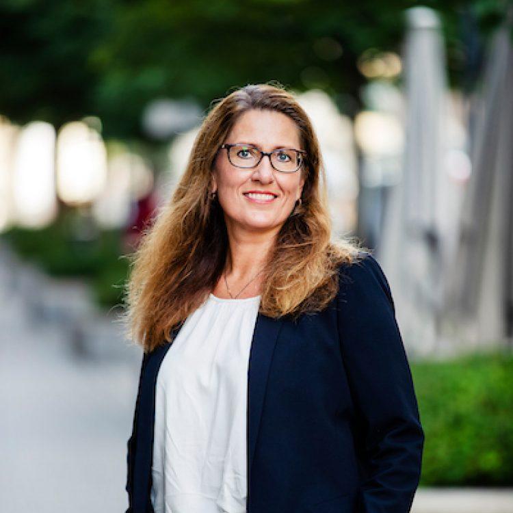 Kommunal PR-sjef for Ap-byrådets miljøhovedstad 2019.