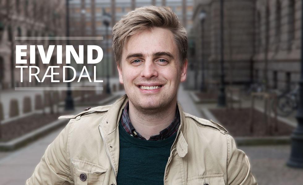Bystyrerepresentant Eivind Trædal har skrevet en serie hatefulle ytringer i sine sosiale medier, også mot Nyhetsavisen Ja til bilen i Oslo.