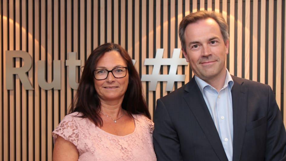 I sommer ble Sigurd Grytten valgt til leder for styret i Ruter AS og Mariann Hornnes til nestleder.