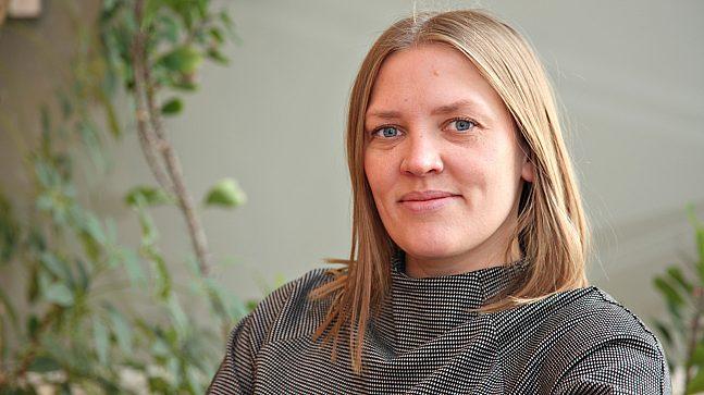 Trine Bølviken. Foto: Rolf Sandnes