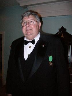 David Britt Trombly, 32°2003-2005