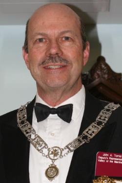 John Anthony Torrisi, 33°, MSA 2003-2005