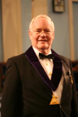 Warren Stanford Burkholder, Jr., 32°   2011-2013
