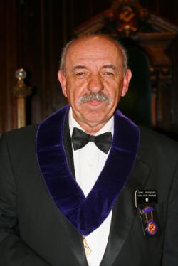 James Antonopoulos, 32° 2011-2013