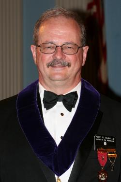 Robert Norval Heinlein, Jr., 32°2013-2015