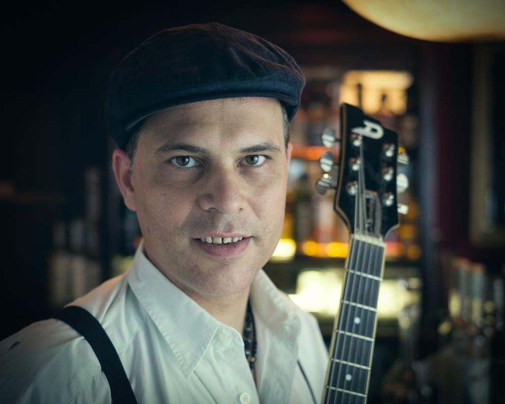 Stefan Wettstein - Guitar