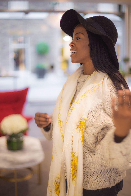 Photo: The beautiful Yinka Odukoya