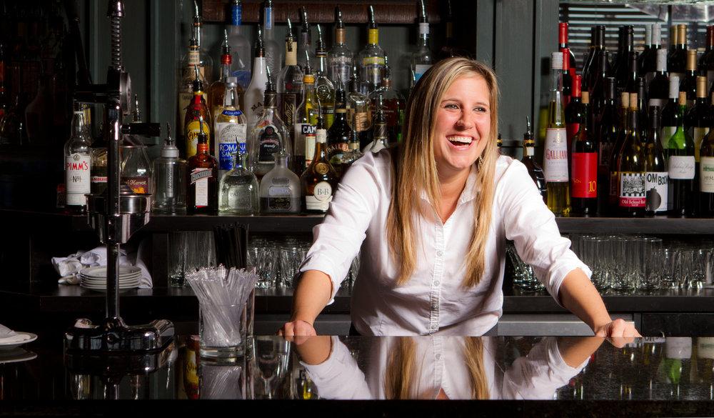 Ser o Bartender da festa só tem vantagens ;)