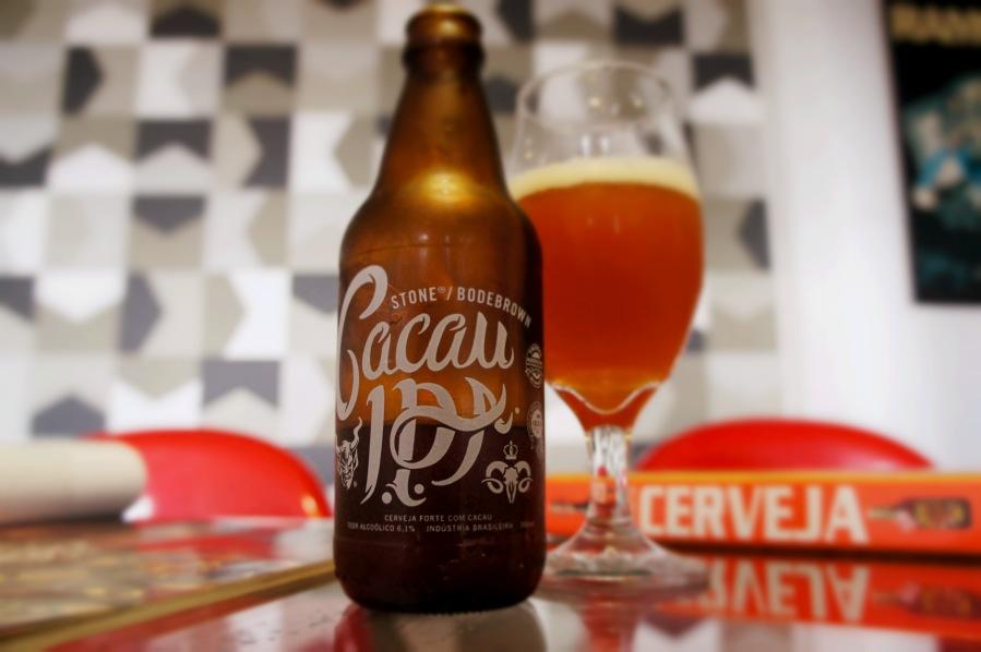 Cerveja Artesanal Bodebrown Cacau IPA