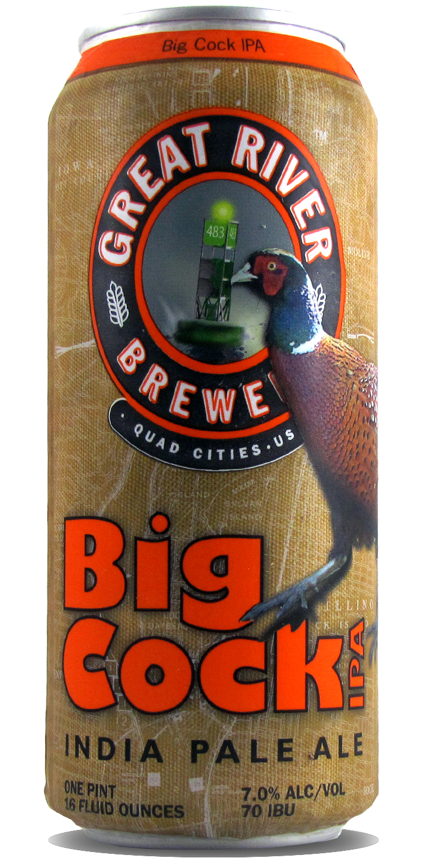 Cerveja Artesanal Big Cock
